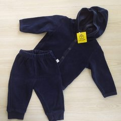 CONJUNTO TOWELL - PANDY - 6 MESES