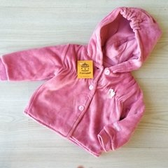 CAMPERA PLUSH - CHEEKY - 3 MESES