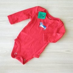 BODY M LARGA - CARTER´S - 3 MESES