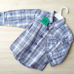CAMISA M LARGA -EARLY DAYS - 12-18 MESES