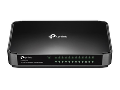 Switch TP-Link 24 portas 10/100MBPS Ethernet TL-SF1024M