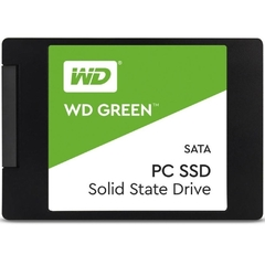 SSD WD 480GB Green Sata3 2.5 7mm WDS480G2G0A
