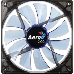 Fan AEROCOOL P/ Gabinete 140x140x25 LED BLUE EN51400