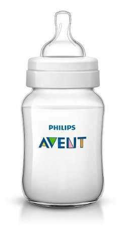 Set 3 Mamaderas Avent Philips Classic De 260 Ml en internet