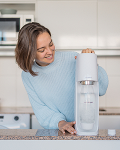 Sodastream Maquina Hacer Soda Garrafa Botella Fizzi Co2 - Cooking Store