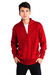 Campera Sweater Roja