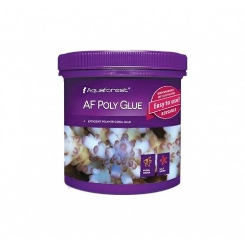 Aquaforest Poly Glue - Cola para Corais - 600ml