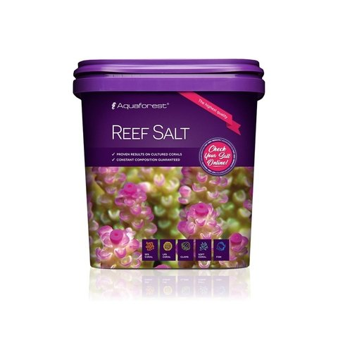 Aquaforest Reef Salt 5K