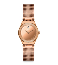 RELOJ SWATCH LUMINISCENT ROSE