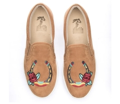 Slip On Caramelo Color - comprar online