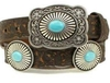 Cinto Ariat Turquoise Conchos