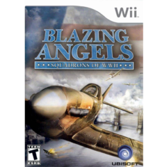 BLAZING ANGELS - WII