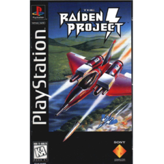 THE RAIDEN PROJECT - PS1