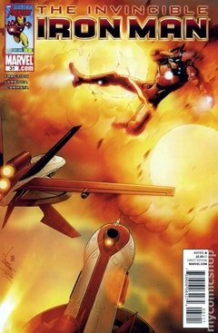 Invincible Iron Man (2008) #31A