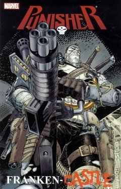 Punisher Franken-Castle TPB (2011 Marvel)