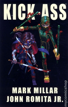 Kick-Ass TPB (2011 Marvel/Icon) #1A-1ST