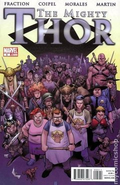 Mighty Thor (2011 Marvel) #5A