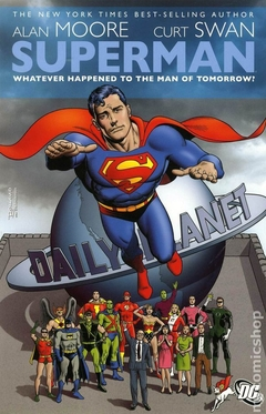 Superman Whatever Happened to the Man of Tomorrow TPB (2010 DC) Deluxe Edition #1-1ST