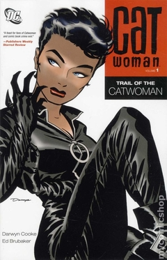 Catwoman TPB (2011- DC) 3rd Series Collections #1-1ST