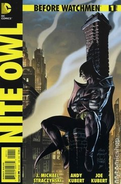 Before Watchmen Nite Owl (2012) #1A