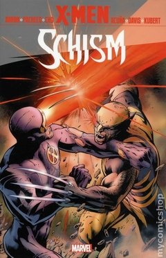 X-Men Schism TPB (2012 Marvel)