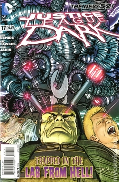 Justice League Dark (2011) #17