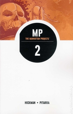 Manhattan Projects TPB (2012-2016 Image) #2-1ST