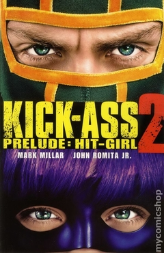 Kick-Ass 2 Prelude: Hit-Girl TPB (2013 Marvel) #1A-1ST