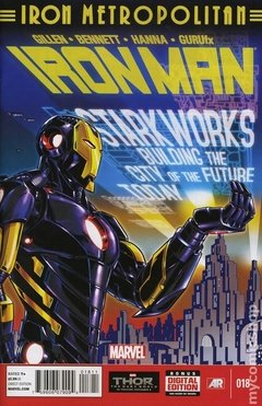 Iron Man (2012 5th Series) #18A