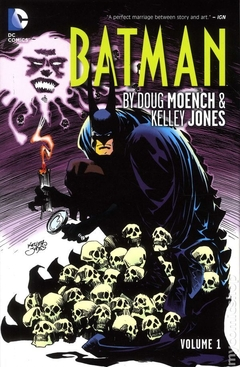 Batman HC (2014 DC) By Doug Moench and Kelley Jones #1-1ST
