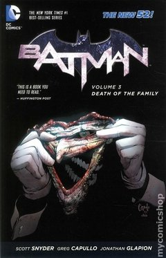 Batman TPB (2013-2017 DC Comics The New 52) Death of the Family