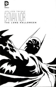 Batman Noir: The Long Halloween HC (2014 DC) The Deluxe Edition