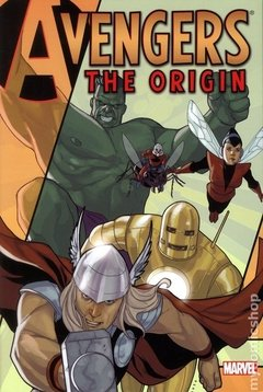 Avengers The Origin HC (2010 Marvel) #1-1ST