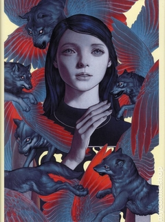 Fables The Complete Covers by James Jean HC (2014 DC/Vertigo) #1-1ST