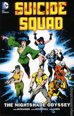 Suicide Squad TPB (2011-2019 DC) By John Ostrander 1st Edition #2-1ST