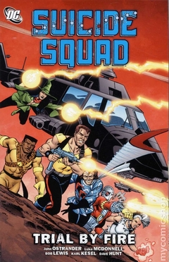 Suicide Squad TPB (2011-2019 DC) By John Ostrander 1st Edition #1