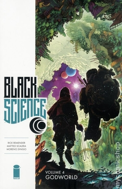 Black Science TPB (2014-2019 Image) #4-1ST