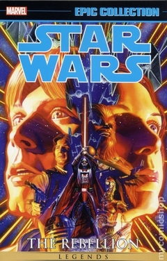 Star Wars Legends: The Rebellion TPB (2016-2020 Marvel) Epic Collection #1-1ST