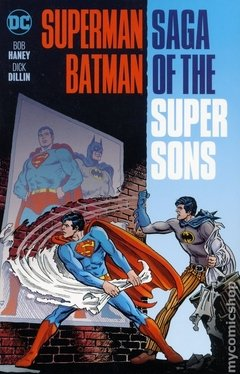 Superman/Batman Saga of the Super Sons TPB
