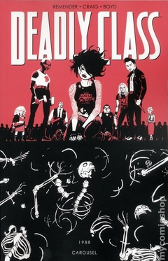 Deadly Class TPB (2014- Image) #5-1ST