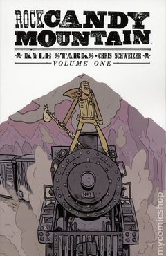 Rock Candy Mountain TPB (2017 Image) #1-1ST