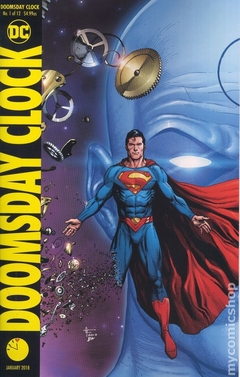 Doomsday Clock (2017 DC) #1B