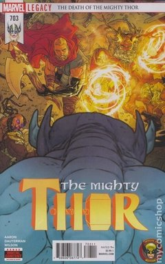 Mighty Thor (2017 3rd Series) #703A