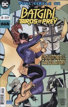 Batgirl and the Birds of Prey (2016) #19A