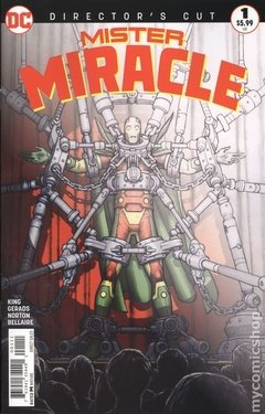 Mister Miracle (2017 DC) #1DC