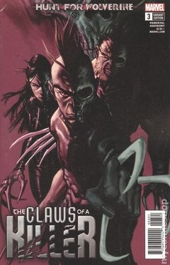 Hunt for Wolverine The Claws of a Killer (2018) #3B