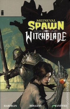 Medieval Spawn and Witchblade TPB (2018 Image) #1-1ST