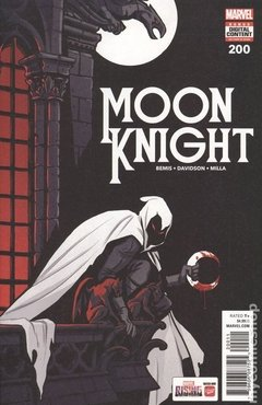 Moon Knight (2017 7th Series) #200A