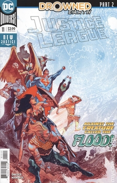 Justice League (2018 DC) #11A