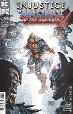Injustice vs. Masters of the Universe (2018 DC) #6